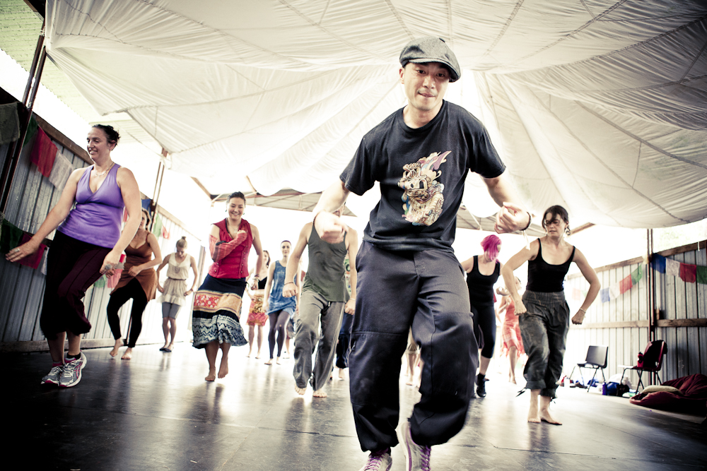 Party Dance & Funk Styles Workshop with Andre Widjaja